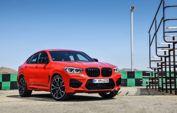 BMW prezintă noile X3 M și X4 M: 510 CP și 0-100 km/h în 4.1 secunde pentru versiunile Competition - Poza 48