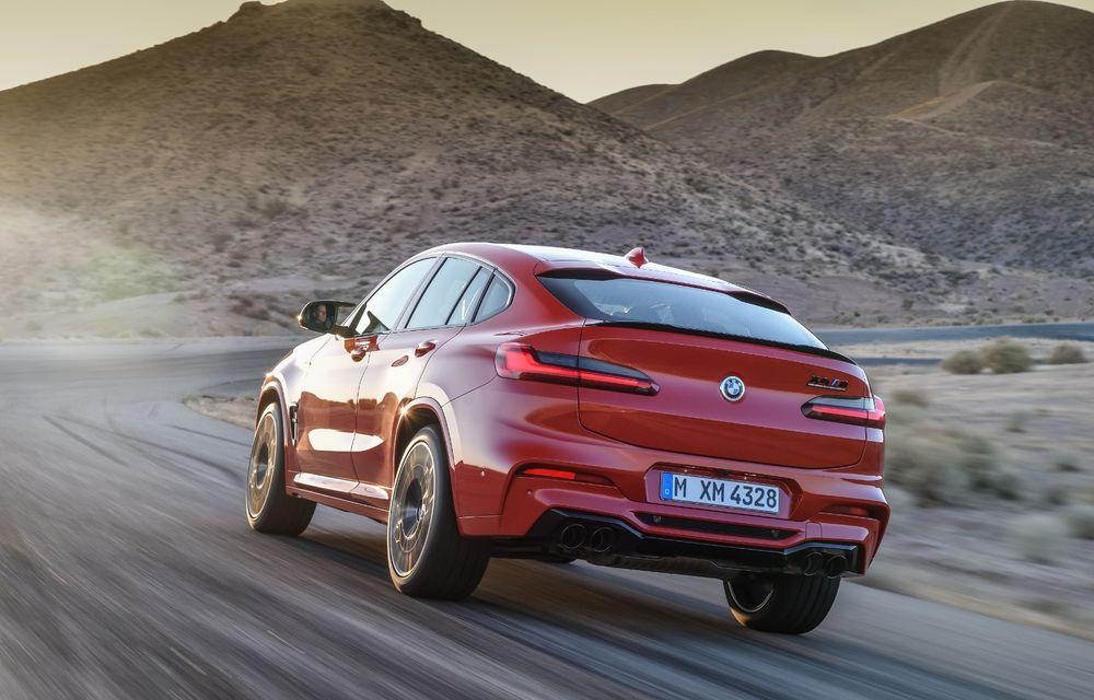 BMW prezintă noile X3 M și X4 M: 510 CP și 0-100 km/h în 4.1 secunde pentru versiunile Competition - Poza 70