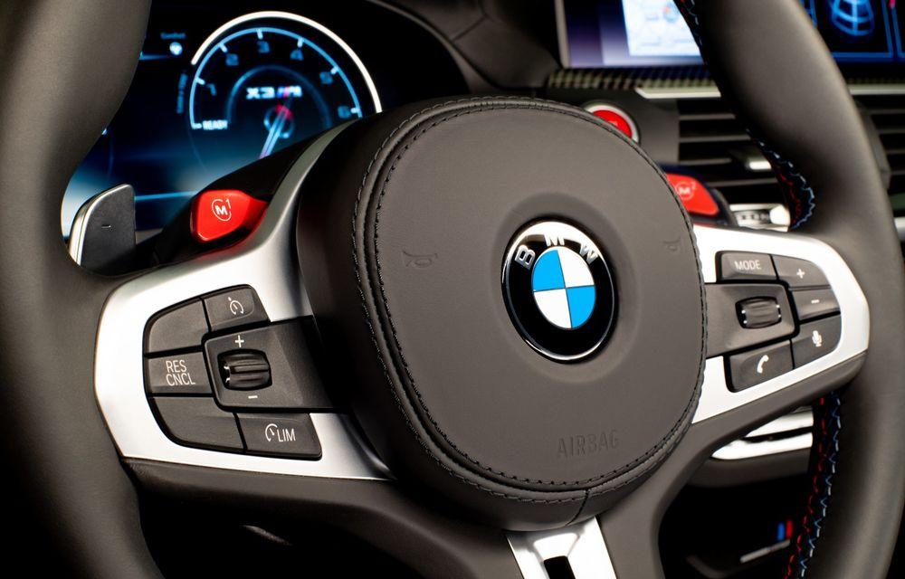 BMW prezintă noile X3 M și X4 M: 510 CP și 0-100 km/h în 4.1 secunde pentru versiunile Competition - Poza 140