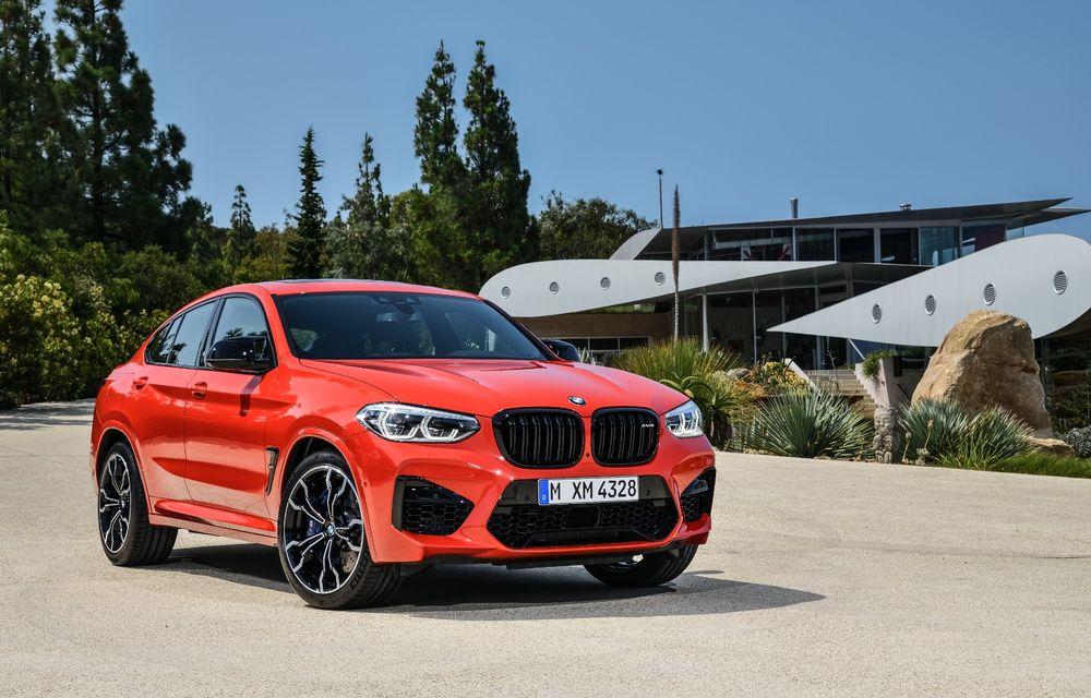 BMW prezintă noile X3 M și X4 M: 510 CP și 0-100 km/h în 4.1 secunde pentru versiunile Competition - Poza 45