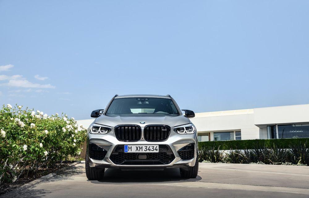 BMW prezintă noile X3 M și X4 M: 510 CP și 0-100 km/h în 4.1 secunde pentru versiunile Competition - Poza 11