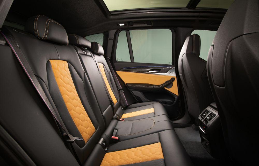 BMW prezintă noile X3 M și X4 M: 510 CP și 0-100 km/h în 4.1 secunde pentru versiunile Competition - Poza 146