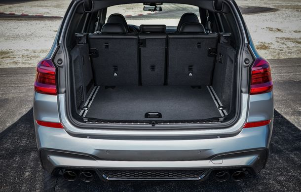BMW prezintă noile X3 M și X4 M: 510 CP și 0-100 km/h în 4.1 secunde pentru versiunile Competition - Poza 91
