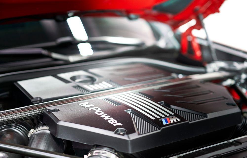 BMW prezintă noile X3 M și X4 M: 510 CP și 0-100 km/h în 4.1 secunde pentru versiunile Competition - Poza 117