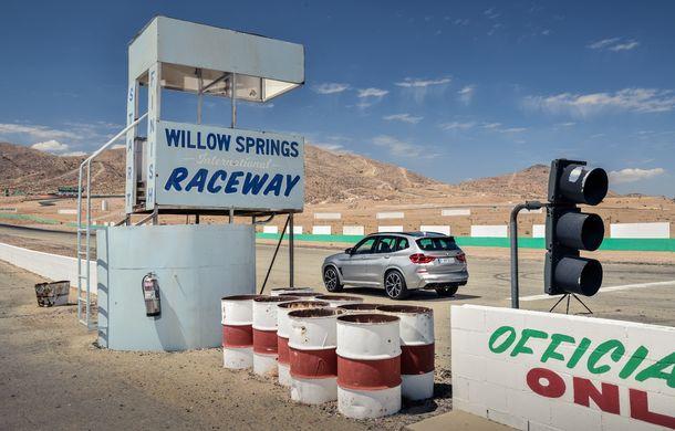 BMW prezintă noile X3 M și X4 M: 510 CP și 0-100 km/h în 4.1 secunde pentru versiunile Competition - Poza 21