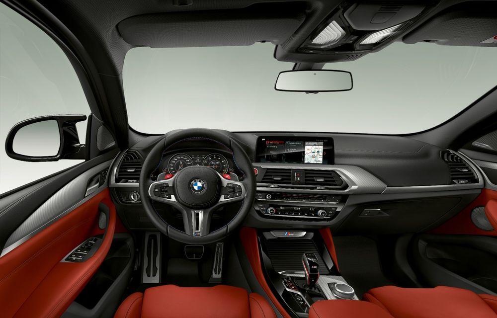 BMW prezintă noile X3 M și X4 M: 510 CP și 0-100 km/h în 4.1 secunde pentru versiunile Competition - Poza 108