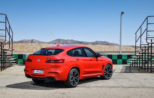 BMW prezintă noile X3 M și X4 M: 510 CP și 0-100 km/h în 4.1 secunde pentru versiunile Competition - Poza 69