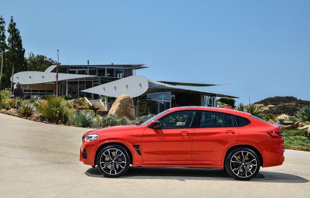 BMW prezintă noile X3 M și X4 M: 510 CP și 0-100 km/h în 4.1 secunde pentru versiunile Competition - Poza 65