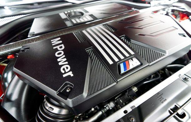 BMW prezintă noile X3 M și X4 M: 510 CP și 0-100 km/h în 4.1 secunde pentru versiunile Competition - Poza 122