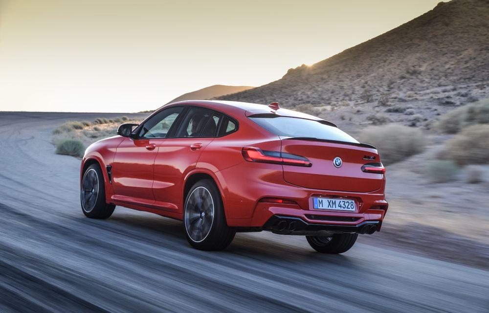 BMW prezintă noile X3 M și X4 M: 510 CP și 0-100 km/h în 4.1 secunde pentru versiunile Competition - Poza 68