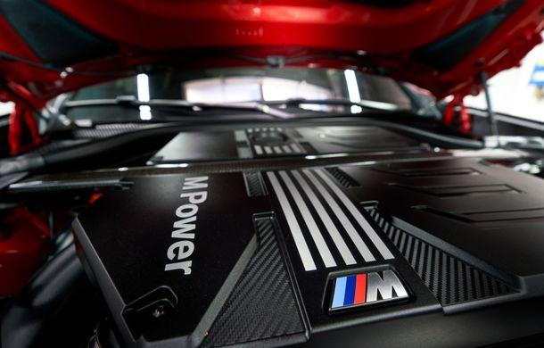 BMW prezintă noile X3 M și X4 M: 510 CP și 0-100 km/h în 4.1 secunde pentru versiunile Competition - Poza 116