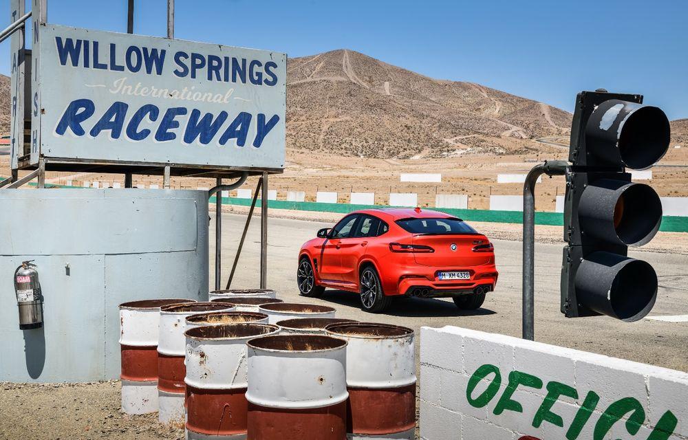 BMW prezintă noile X3 M și X4 M: 510 CP și 0-100 km/h în 4.1 secunde pentru versiunile Competition - Poza 74