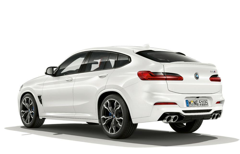 BMW prezintă noile X3 M și X4 M: 510 CP și 0-100 km/h în 4.1 secunde pentru versiunile Competition - Poza 7