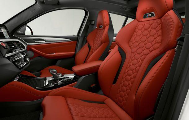 BMW prezintă noile X3 M și X4 M: 510 CP și 0-100 km/h în 4.1 secunde pentru versiunile Competition - Poza 111
