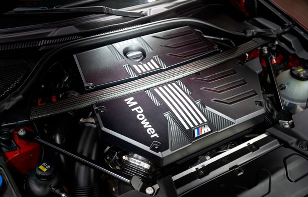BMW prezintă noile X3 M și X4 M: 510 CP și 0-100 km/h în 4.1 secunde pentru versiunile Competition - Poza 119