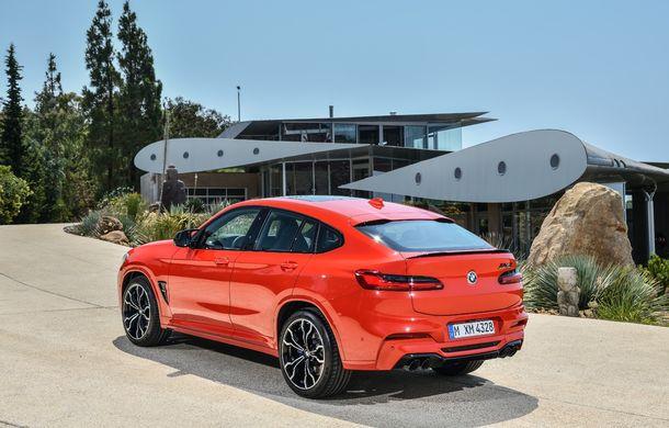 BMW prezintă noile X3 M și X4 M: 510 CP și 0-100 km/h în 4.1 secunde pentru versiunile Competition - Poza 64
