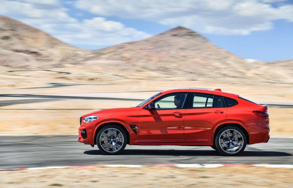BMW prezintă noile X3 M și X4 M: 510 CP și 0-100 km/h în 4.1 secunde pentru versiunile Competition - Poza 63