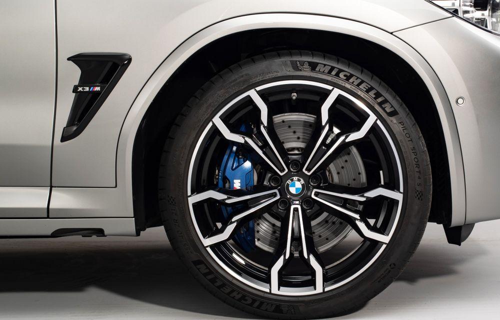 BMW prezintă noile X3 M și X4 M: 510 CP și 0-100 km/h în 4.1 secunde pentru versiunile Competition - Poza 98