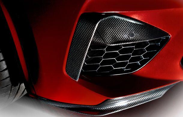 BMW prezintă noile X3 M și X4 M: 510 CP și 0-100 km/h în 4.1 secunde pentru versiunile Competition - Poza 83