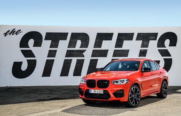 BMW prezintă noile X3 M și X4 M: 510 CP și 0-100 km/h în 4.1 secunde pentru versiunile Competition - Poza 47