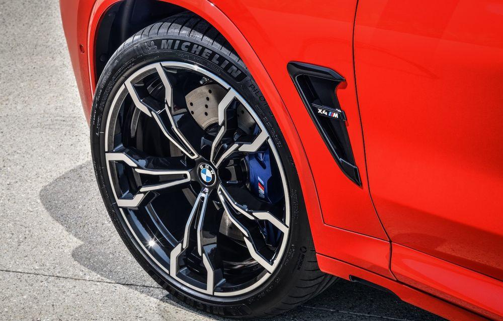 BMW prezintă noile X3 M și X4 M: 510 CP și 0-100 km/h în 4.1 secunde pentru versiunile Competition - Poza 80