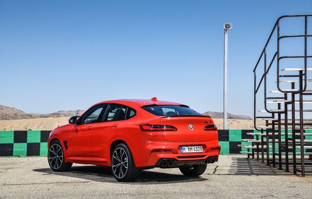 BMW prezintă noile X3 M și X4 M: 510 CP și 0-100 km/h în 4.1 secunde pentru versiunile Competition - Poza 71