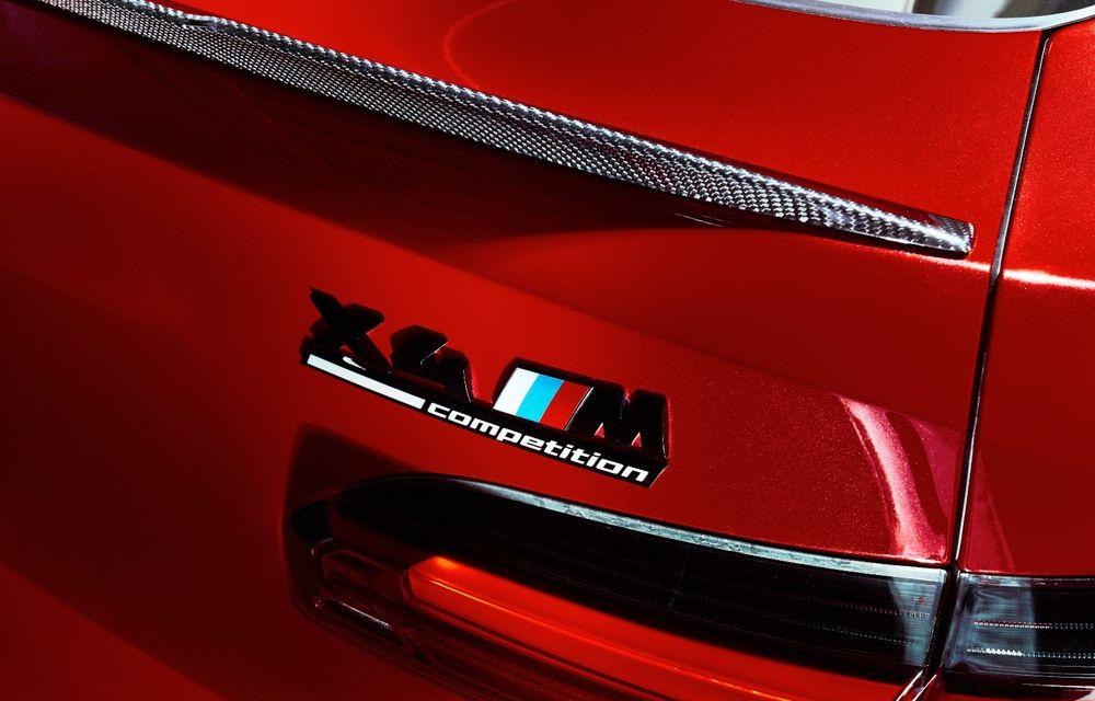 BMW prezintă noile X3 M și X4 M: 510 CP și 0-100 km/h în 4.1 secunde pentru versiunile Competition - Poza 86