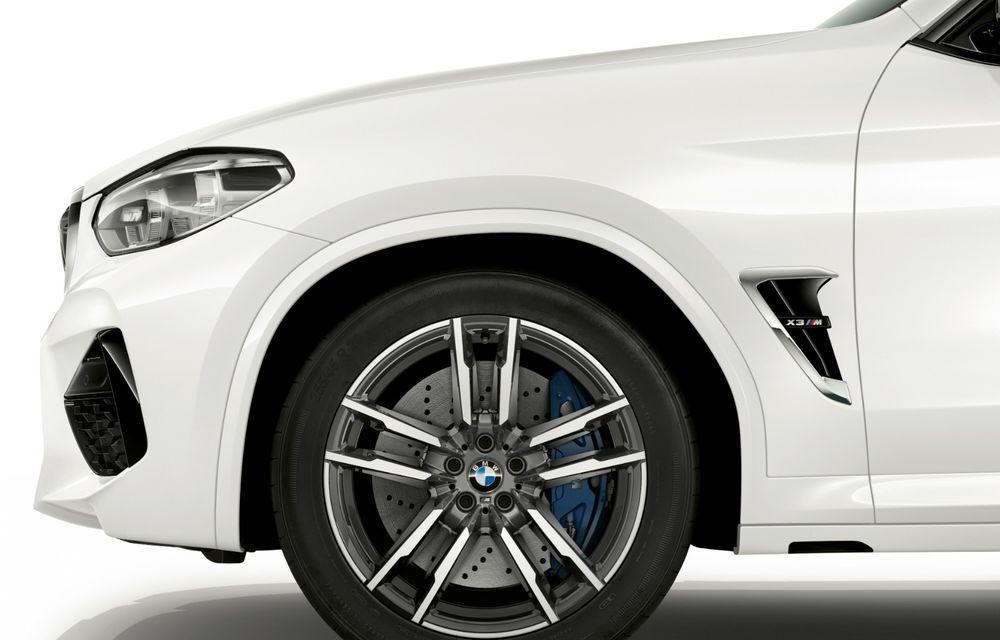 BMW prezintă noile X3 M și X4 M: 510 CP și 0-100 km/h în 4.1 secunde pentru versiunile Competition - Poza 94