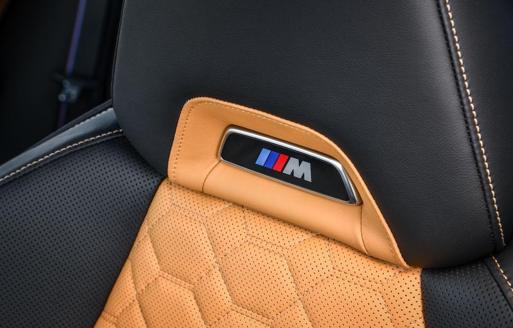 BMW prezintă noile X3 M și X4 M: 510 CP și 0-100 km/h în 4.1 secunde pentru versiunile Competition - Poza 131