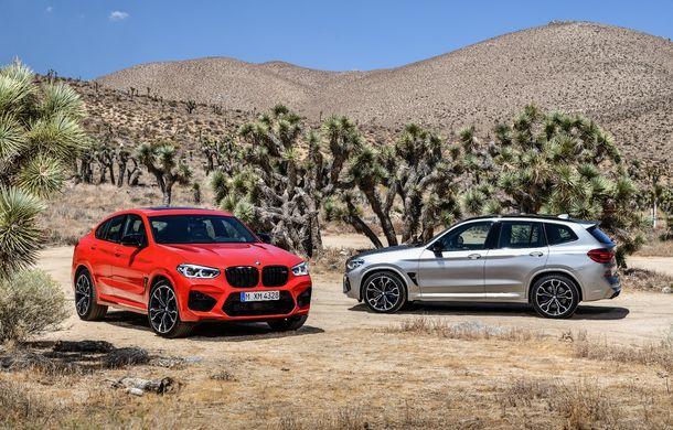 BMW prezintă noile X3 M și X4 M: 510 CP și 0-100 km/h în 4.1 secunde pentru versiunile Competition - Poza 2