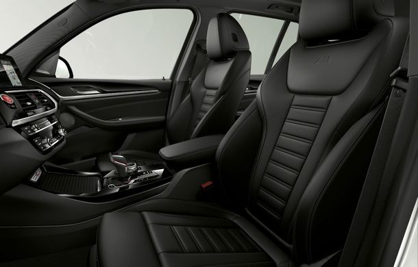 BMW prezintă noile X3 M și X4 M: 510 CP și 0-100 km/h în 4.1 secunde pentru versiunile Competition - Poza 124