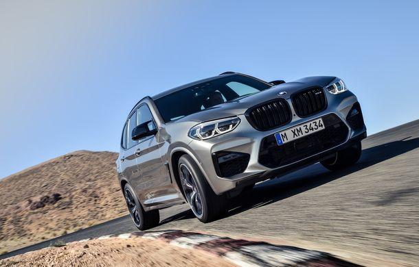 BMW prezintă noile X3 M și X4 M: 510 CP și 0-100 km/h în 4.1 secunde pentru versiunile Competition - Poza 26