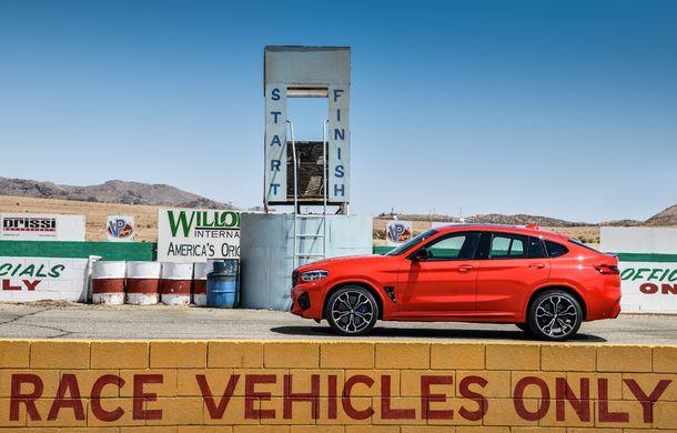 BMW prezintă noile X3 M și X4 M: 510 CP și 0-100 km/h în 4.1 secunde pentru versiunile Competition - Poza 73