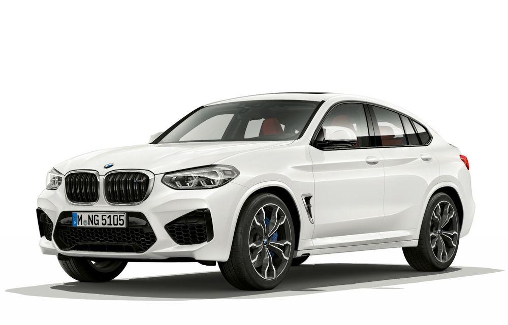 BMW prezintă noile X3 M și X4 M: 510 CP și 0-100 km/h în 4.1 secunde pentru versiunile Competition - Poza 5