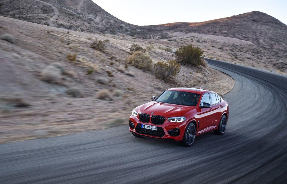 BMW prezintă noile X3 M și X4 M: 510 CP și 0-100 km/h în 4.1 secunde pentru versiunile Competition - Poza 54