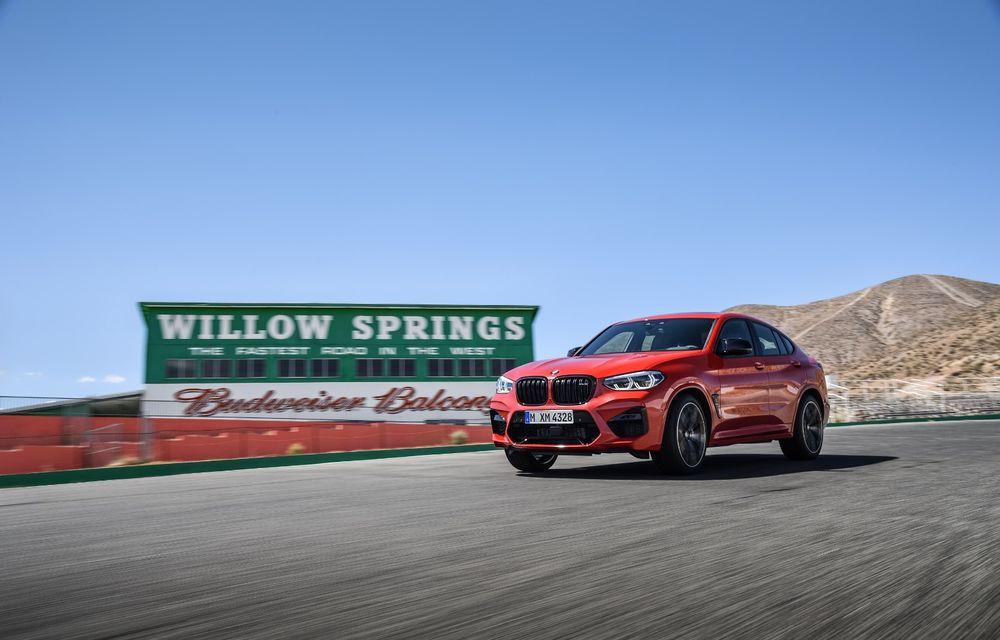 BMW prezintă noile X3 M și X4 M: 510 CP și 0-100 km/h în 4.1 secunde pentru versiunile Competition - Poza 51