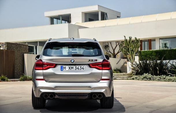 BMW prezintă noile X3 M și X4 M: 510 CP și 0-100 km/h în 4.1 secunde pentru versiunile Competition - Poza 14