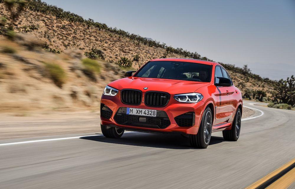 BMW prezintă noile X3 M și X4 M: 510 CP și 0-100 km/h în 4.1 secunde pentru versiunile Competition - Poza 57