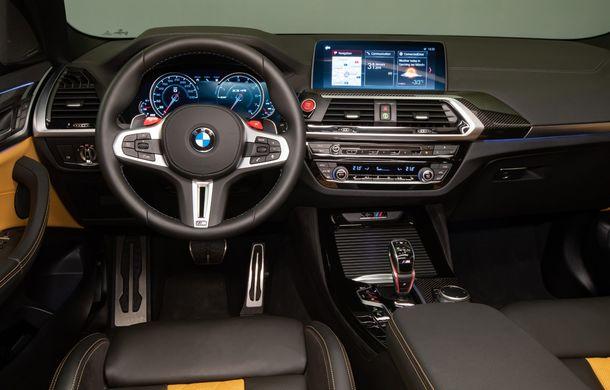 BMW prezintă noile X3 M și X4 M: 510 CP și 0-100 km/h în 4.1 secunde pentru versiunile Competition - Poza 136