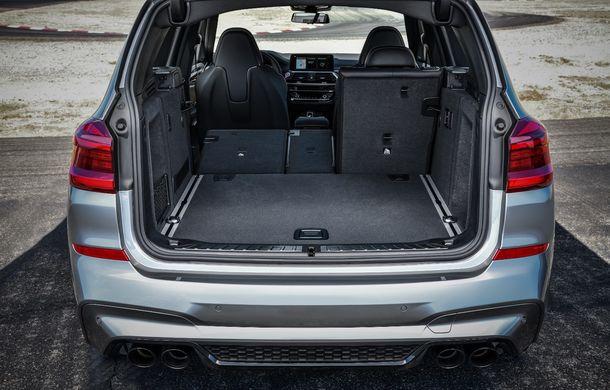 BMW prezintă noile X3 M și X4 M: 510 CP și 0-100 km/h în 4.1 secunde pentru versiunile Competition - Poza 90