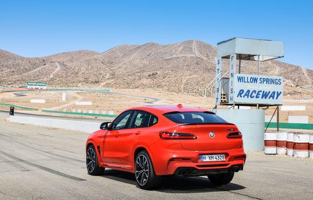 BMW prezintă noile X3 M și X4 M: 510 CP și 0-100 km/h în 4.1 secunde pentru versiunile Competition - Poza 72