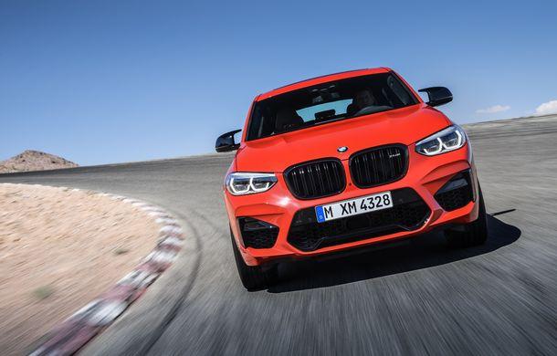 BMW prezintă noile X3 M și X4 M: 510 CP și 0-100 km/h în 4.1 secunde pentru versiunile Competition - Poza 49