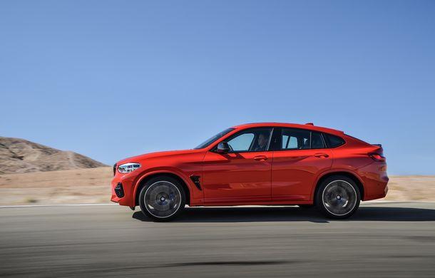 BMW prezintă noile X3 M și X4 M: 510 CP și 0-100 km/h în 4.1 secunde pentru versiunile Competition - Poza 60