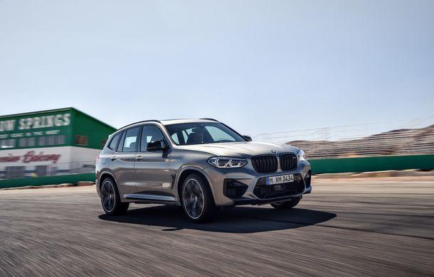 BMW prezintă noile X3 M și X4 M: 510 CP și 0-100 km/h în 4.1 secunde pentru versiunile Competition - Poza 24