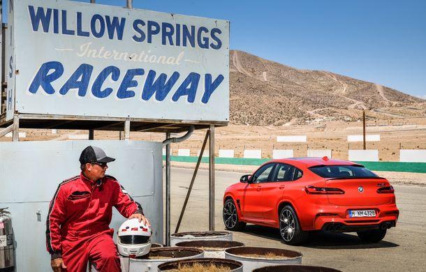 BMW prezintă noile X3 M și X4 M: 510 CP și 0-100 km/h în 4.1 secunde pentru versiunile Competition - Poza 67