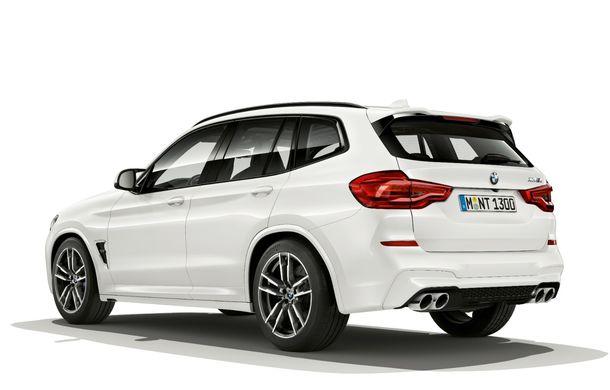BMW prezintă noile X3 M și X4 M: 510 CP și 0-100 km/h în 4.1 secunde pentru versiunile Competition - Poza 6