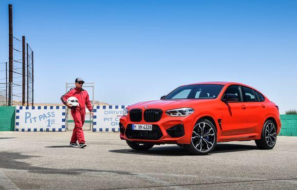 BMW prezintă noile X3 M și X4 M: 510 CP și 0-100 km/h în 4.1 secunde pentru versiunile Competition - Poza 59