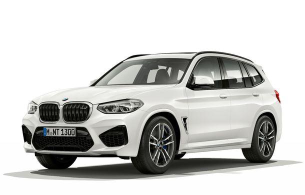 BMW prezintă noile X3 M și X4 M: 510 CP și 0-100 km/h în 4.1 secunde pentru versiunile Competition - Poza 4