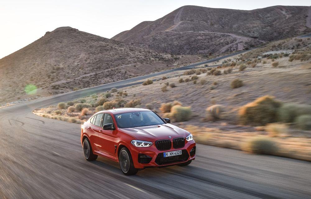BMW prezintă noile X3 M și X4 M: 510 CP și 0-100 km/h în 4.1 secunde pentru versiunile Competition - Poza 55