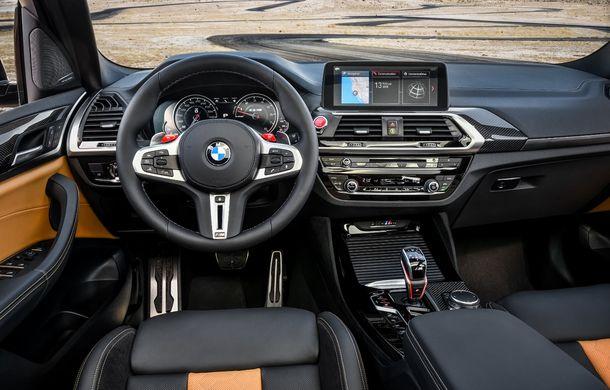 BMW prezintă noile X3 M și X4 M: 510 CP și 0-100 km/h în 4.1 secunde pentru versiunile Competition - Poza 127
